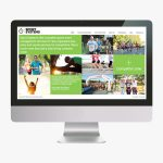Leaf Communications website design